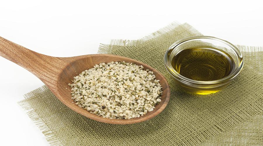 Aceite de semilla de cáñamo