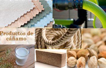 Cuerda, leche, textiles, combustible alimento de cañamo