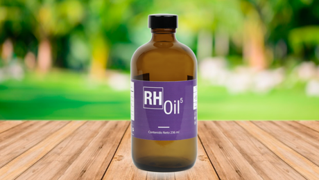 Aceite de cáñamo rico cannabidiol RH Oil