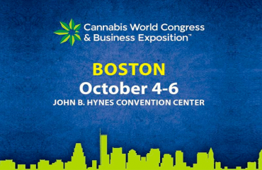 Congreso mundial de cannabis en Boston