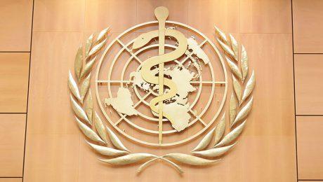 Logo de la Organización Mundial de Salud